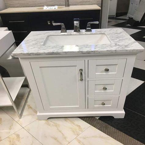 Pin By Casey Graves On Basement Bathroom Small Bathroom Vanities 30 Inch Bathroom Vanity Traditional Bathroom