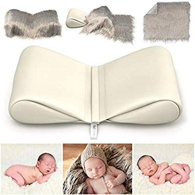 Newborn Baby Photography Butterfly Posing Pillow Basket Filler Infant Photo Prop