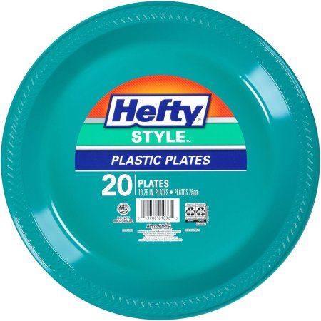 Polka Dots N Pinky Swears  sc 1 st  Best Plate 2018 & Hefty Disposable Plates - Best Plate 2018