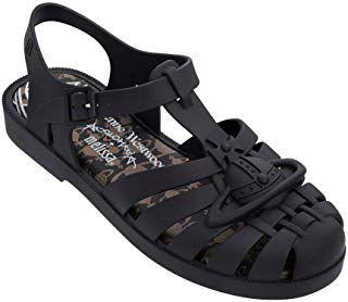 Melissa Possession Womens Sandals Black