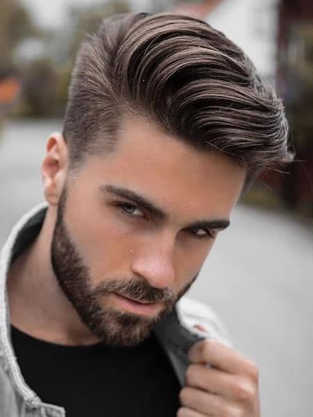 42 Cool And Trendy Short Haircuts For Men Best Hairstyles 2019 Mens Hairstyles Medium Mens Hair Trends Medium Hair Styles