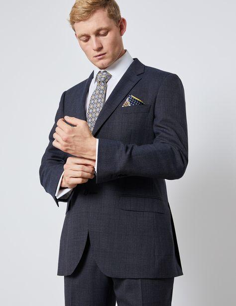 Edles Anzug Sakko besonders strapazierfähigem