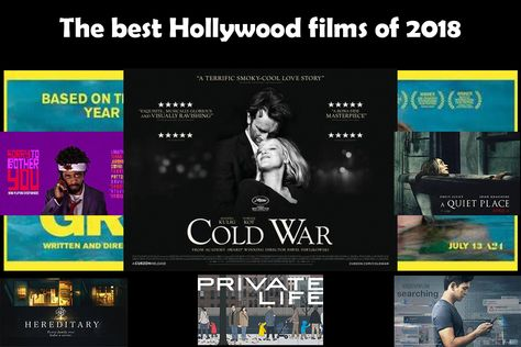 List of best Hollywood movies 2018 | Cinema in 2019