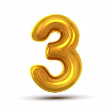 Numero 3 Lol Surprise Png Ulang Tahun Huruf Hiasan Kue