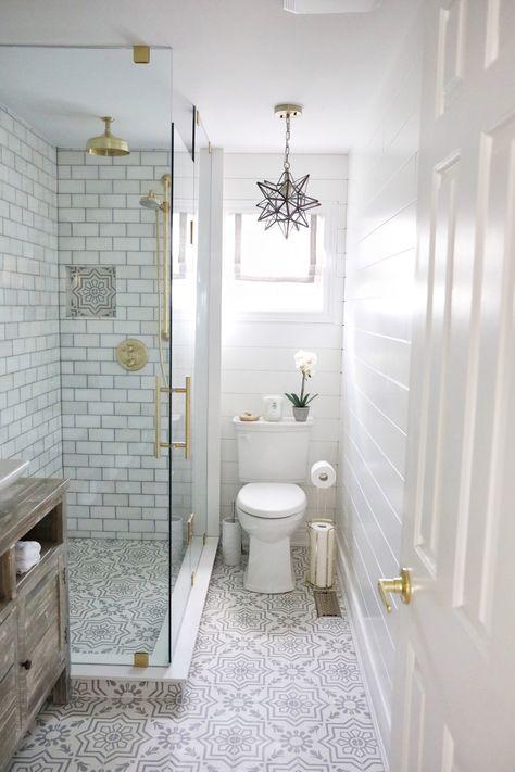 Small Bathroom Renovations, Bathroom Design Small, Bathroom Renos, Bathroom Interior Design, Home Interior, Bathroom Remodeling, Dyi Bathroom, Bathroom Lighting, Master Bathrooms