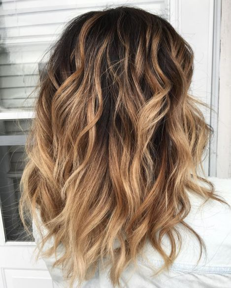 60 Most Magnetizing Hairstyles For Thick Wavy Hair Wavy Hairstyles Medium Medium Length Curly Hair Thick Hair Styles
