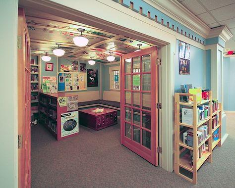 Longview Library Teen Space