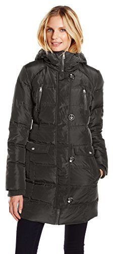 fe87b3f8e1c0 Jessica Simpson Women's Down Parka Jacket with Hood | Products