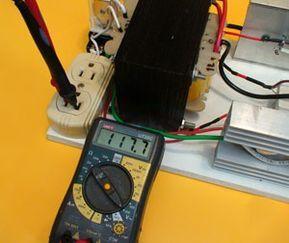 Construya Un Inversor De Voltaje Dc Ac De 300w Proyectos Electronicos Electricidad Y Electronica Esquemas Electricos