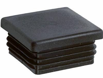 Sponsored Ebay 1 3 8 In Black Square Tube End Plug Chair Glide 35mm Plug Cap 100 Plugs Post Cap Black Square Square