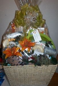 Mother's Day Gift Basket.. Help her make cooking made easy....