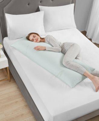 Sleep Philosophy Bamboo King Shredded Memory Foam Pillow Memory