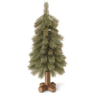 National Tree Company 24 Ft Bayberry Blue Cedar Artificial Christmas Tree Kohls Blue Christmas Tree Cedar Trees Artificial Christmas Tree