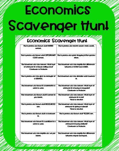 Economics Activities Economics For Kids Economics Lessons Teaching Economics 7th grade economics worksheets