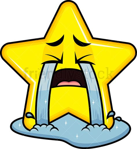 Crying Out Loud Star Emoji Emoji Clipart Star Emoji Emoji Clipart Clip Art