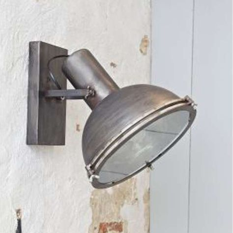 Wandlampe Vintage, Wandleuchte Retro Interiors, Lofts and