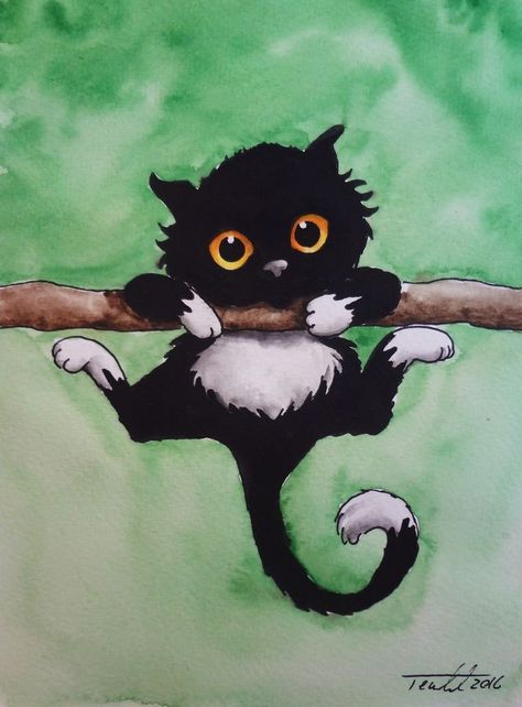 16x20 Pouces avec Cadre Dreamsy Peinture par num/éro Kit DIY Peinture /à lhuile Dessin Toile de Chat color/é avec des brosses Decor D/écorations Cadeaux
