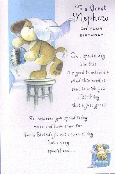 Birthday Quotes For Nephew Beautiful Pin By Chantal Jose On Random Birthday Wishes For Nephew Happy Birthday Nephew Quotes Nephew Birthday Quotes