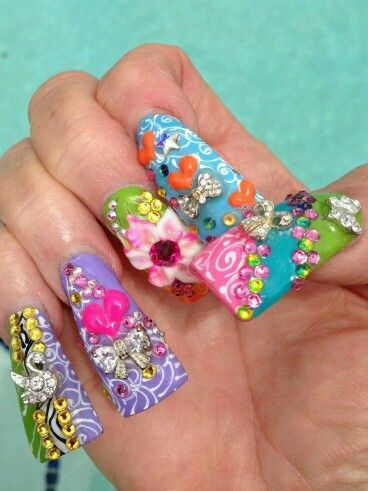 The 131 Best Nail Art Images On Pinterest Pretty Nails Cute Nails