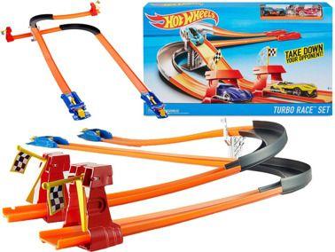 Hot Wheels Tor Wyscigowy Turbo Race Fpv64 7021616486 Oficjalne Archiwum Allegro Hot Wheels Turbo Hot