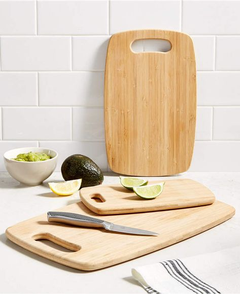 Superieur Martha Stewart Collection Cutting Boards, Set Of 3, Created For Macyu0027s