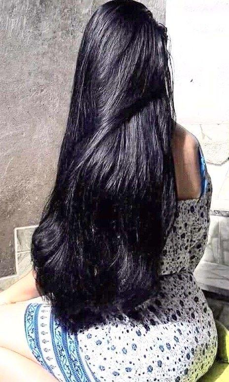 Thick Silky Hair Long Hair Styles Thick Hair Styles Hair Styles