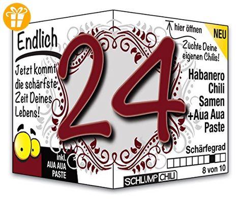 Endlich 24 Eine Tolle Geschenkidee Zum 24 Geburtstag Und Ein