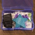 PASS kit (panic, anxiety and stress) created for mental health