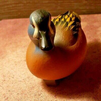 "Mini blue rubber duck approximately 2/"" x 2/"" x 2/"" 2 ducks"