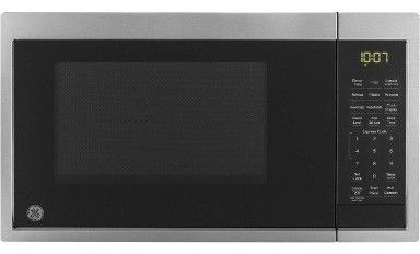 Ge Jes1097smss Smart Countertop Microwave Oven Best Small Microwave Microwave Countertop Microwave Oven