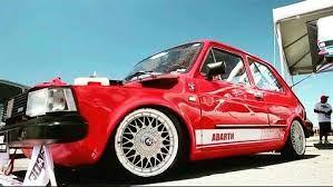 Resultado De Imagen Para Fiat 147 Abarth Con Imagenes Carrito