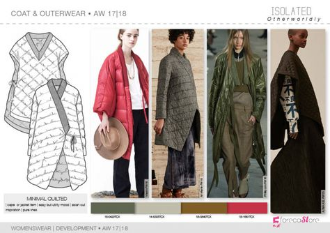 Discover the new fashion trends & Product development designs by 5forecaStore for Isolated Macro theme, fall winter 2017-18 trend forecasting.