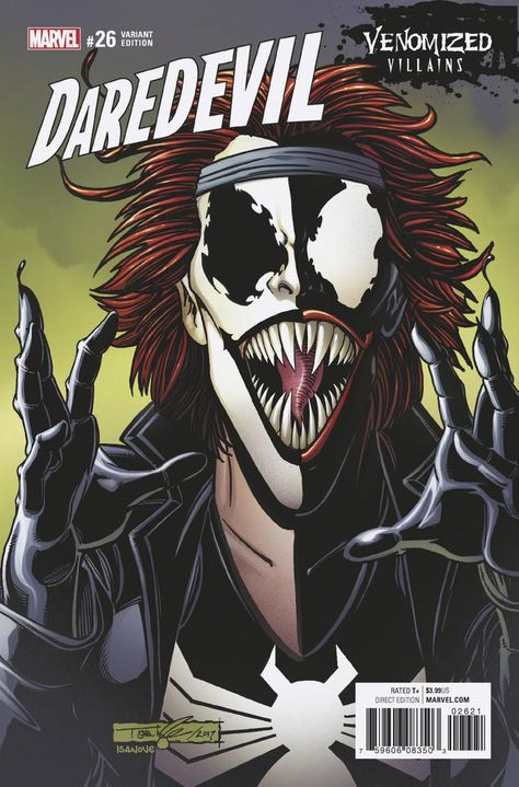 Marvel Venomized #1 NM