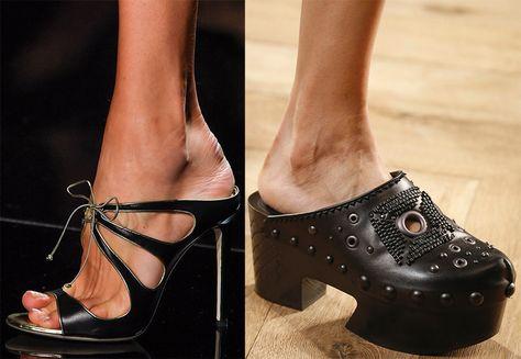 186a6cd0cd55 Женская обувь весна-лето 2016 и модные тенденции   Обувь   Pinterest ...