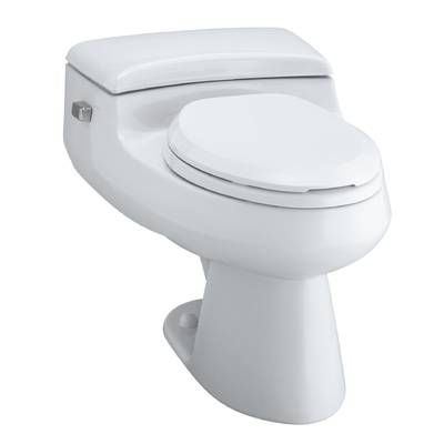 Portrait Ceramic Oval Drop In Bathroom Sink With Overflow Toilet