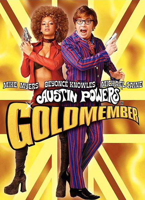 Austin powers in goldmember(2002) funny action comedy movies