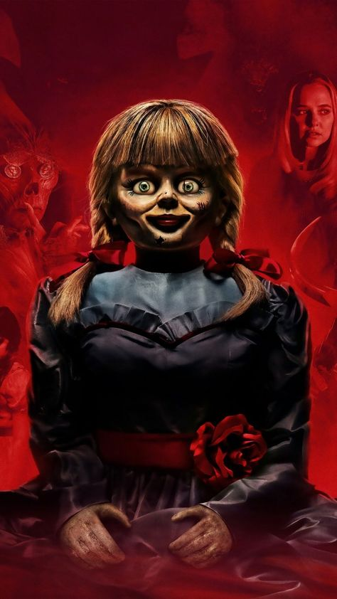 Annabelle Doll Comes Home 2019 4K Ultra HD Mobile Wallpaper
