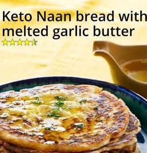 diet doctor naan recipe