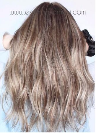 Kullu Sari Sac Rengi Fikirleri Lightashblonde Haarfarben