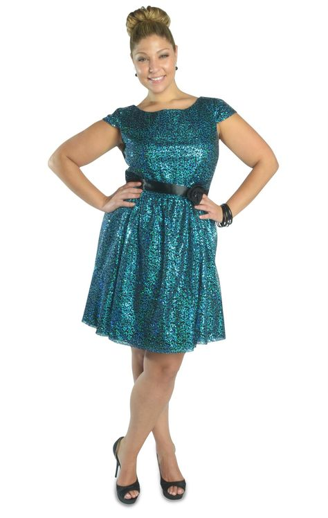 Curvy Girl Fashion - I just purchased this one, and I can't wait to get it!