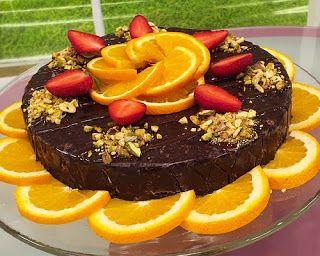 طريقة عمل ليزي كيك البرتقال للشيف سالي فؤاد مطبخ أتوسه على قد الايد Food Acai Bowl Breakfast