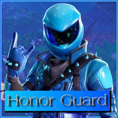 Fortnite Us Honor Guard Skin Huawei View20 Video Game Code Key Region Free Fortnite Canada Game Honor Guard Game Codes Epic Games Fortnite