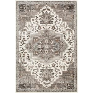 Home Decorators Collection Angora Blue 2 Ft X 7 Ft Medallion Runner Rug 27362 The Home Depot In 2020 Area Rugs Colorful Rugs Rugs