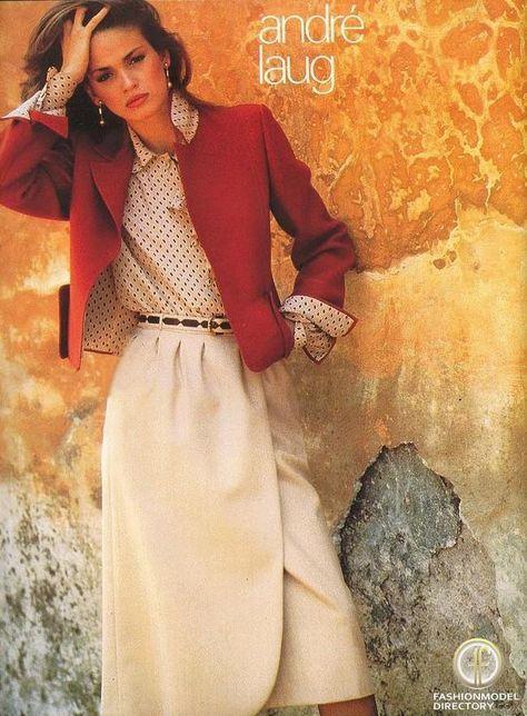 Photo of fashion model Gia Marie Carangi - ID 335579