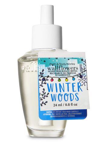 Winter Woods Wallflowers Fragrance Refill Bath And Body Works Bath And Body Works Body Works Bath And Body