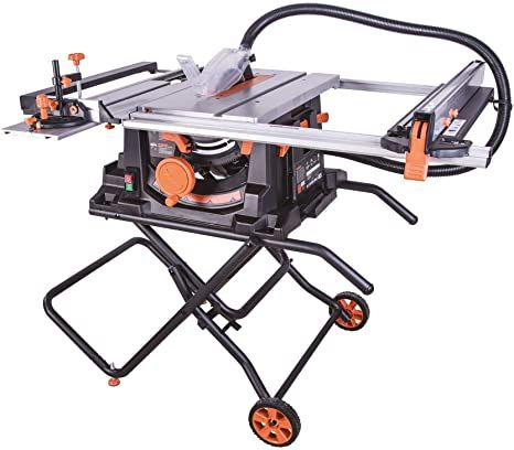 Evolution Power Tools Rage5s 10 Tct Multi Material Table Saw 10 Orange Powertools Tablesaw Tablesawfo In 2020 Portable Table Saw Power Tools Carpentry Tools