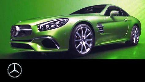 Mercedes-Benz 2019 Passenger Cars Calendar: A World of Colour
