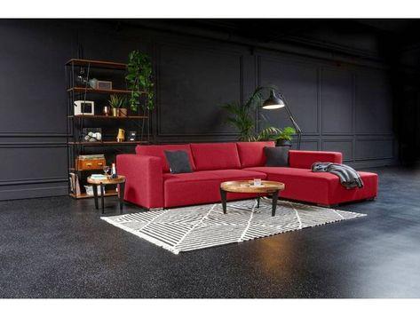 Tom Tailor Ecksofa Heaven Style M Aus Der Colors Collection Rot M Outdoor Furniture Sets Furniture Home Decor