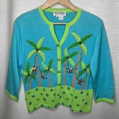What a fun and whimsical Jack B. Quick cardigan sweater