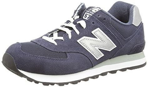 574, Baskets Homme, Multicolore (Powder), 45.5 EUNew Balance